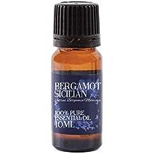 Mystic Moments Olio Essenziale Di Bergamotto - 10ml - 100% Puro