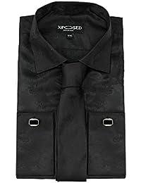 Xposed - Chemise habillée - Imprimé Cachemire - Homme