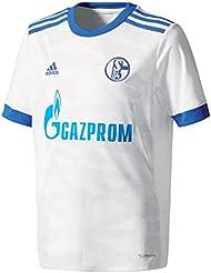 adidas Kinder Schalke 04 Auswärts Trikot