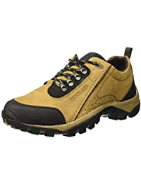 Woodland Men's OGC 2658117_Camel Leather Clogs-9 UK (43 EU) (10 US) 2658117CAMEL