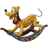 Disney Traditions Pluto Faithful Friend Figurine