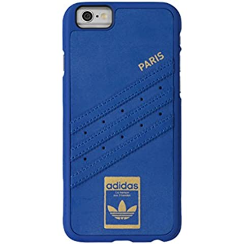 adidas Originals carcasa moldeada iPhone 1.969 Superstar Paris 6 / 6s blau
