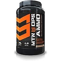 MTN OPS Ammo Whey Protein Nutritionally - Polvo de recambio completo para comida, 28 servilletas por recipiente, 1014, negro, talla única