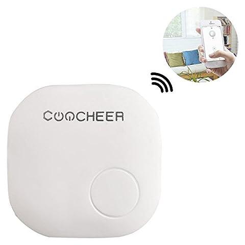 Bluetooth Tracker , Smart Android Bluetooth Finder Tracker Alarm GPS Locator für Handy, Kind, Haustiere, Schlüssel, Portemonnaie Smart Bluetooth Phone Wallet Kind Finder Alarm Locator (Gps Tracker Für Kinder)