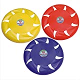 KITSAWS SPORTS PVC Plastic Frisbee/Flying DISC 8 INCHES