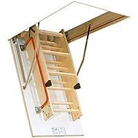 FAKRO suelo Escaleras LWK comodidad Plus 60x 100x 280