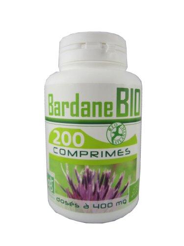 Bardane bio - 200 comprimés à 400 mg