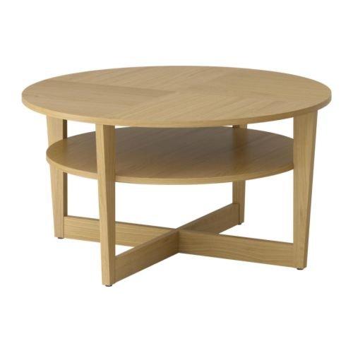 cm Table 90 Ikea Vejmon BassePlacage chêne n0OPkX8w