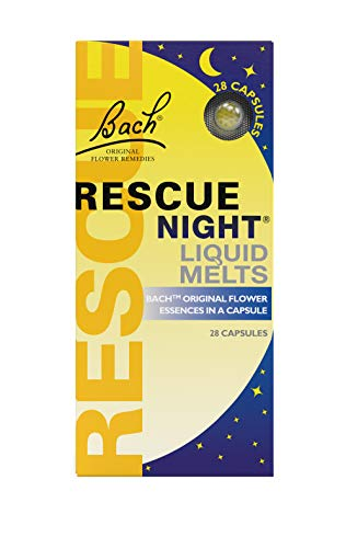 Bach RESCUE Night Liquid Melts, ...