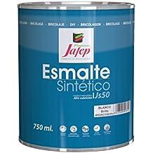 Jafep JS 50 - Esmalte sintético (750 ml) color blanco