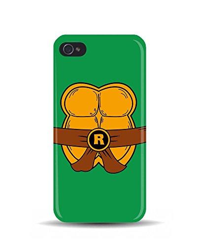 iPhone 5/5S TMNT 'Raphael fantaisie' 3d Coque de protection