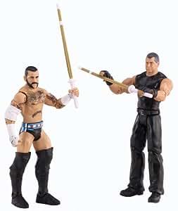WWE Series 23 Battle Pack: CM Punk & Mr McMahon