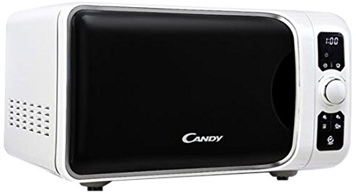 Candy ego-c25dcw Countertop 25L 900 W White Microwave – Microwaves (Countertop, 25 L, 900 W, Rotary, White, 1000 W)