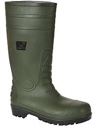 Portwest Steelite Total Safety Wellington S5 - zapatos de seguridad para hombre