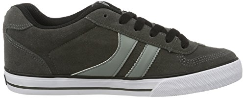 Globe Herren Encore-2 Low-Top Mehrfarbig (Charcoal/grey)