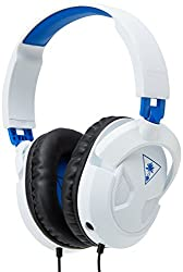 Turtle Beach Recon 50p White Stereo Gaming Headset - Ps4, Ps4 Pro, Xbox One & Xbox One S