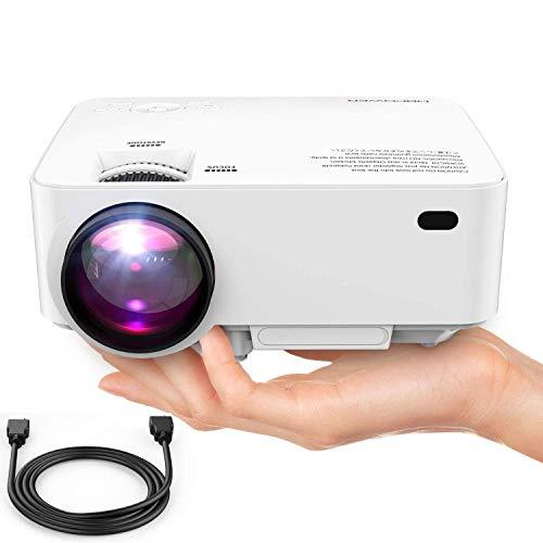 DBPOWER T20 Videoproiettore Portatile Full HD...