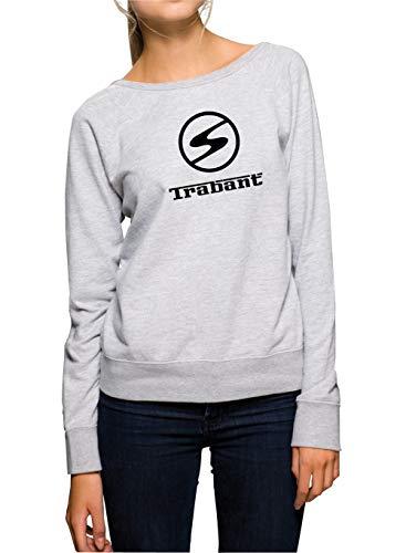 Certified Freak Trabbi Car Sweater Girls Grey M