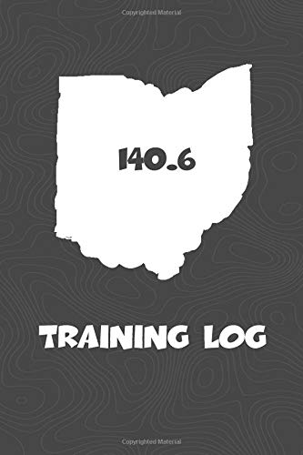 Training Log: Ohio Training Log for tracking and monitoring your training and progress towards your fitness goals. A great triathlon resource for any ... bikers  will love this way to track goals! por KwG Creates