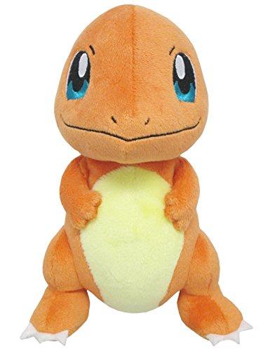 Nintendo-Pokemon-juguete-de-la-felpa-Charmander