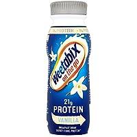 Weetabix en la proteína Go desayuno Bebida de vainilla 275 ml (Pack de 8 x 275ml)