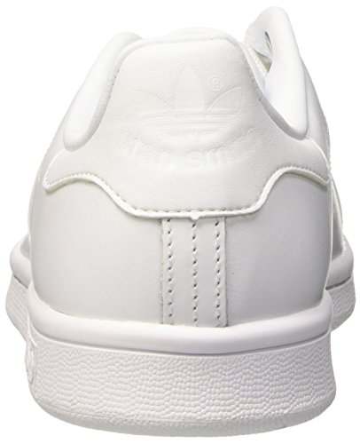 pretty nice 614ed c917e Adidas Stan Smith Scarpe Low-Top, Unisex adulto, Bianco ...