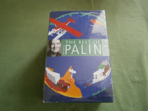 THE BEST OF MICHAEL PALIN - 5 BOOK BOXED SET