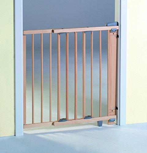 Preisvergleich Produktbild Geuther 2734 Schwenk Türschutzgitter, natur