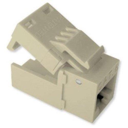 Platinum Tools 706LA-4C EZ-SnapJack Cat6 Crimpers, Light Almond 4-Pack by Platinum Tools -