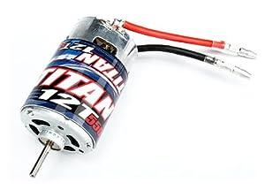 Traxxas 3785 Titan 12T - Piezas de Coche para Modelo de Motor