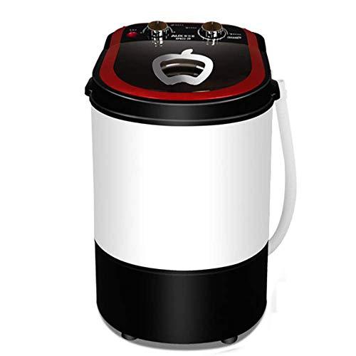OCYE La Scelta Migliore per Mini lavabiancheria Portatile Leggero Compatto Compatto, Campeggio, dormitorio, Appartamento, con Tubo, capacità 2,2 kg