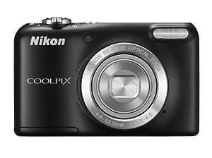 """Nikon Coolpix L27 Appareil photo numérique compact 16,1 Mpix Ecran 2,7"""" Zoom optique 5x Noir"""