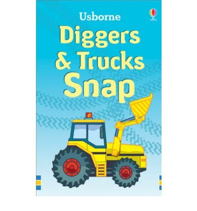 [(Trucks and Diggers Snap)] [ Usborne Publishing Ltd ] [September, 2007]