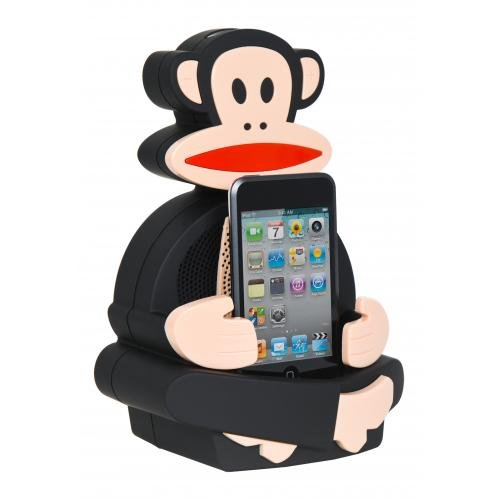 paul-frank-julius-dance-machine-speaker-altavoces-con-puerto-dock-para-apple-ipod-apple-iphone