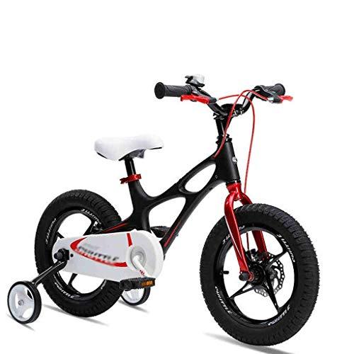ETZXC Kinder Mountainbike Wohnzimmer Garten Heimtrainer Jungen/Mädchen Roller Indoor Dreirad Great Bike Outdoor Travel Kinderfahrrad -14 / 16inches