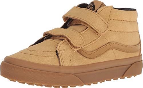 Vans Sk8-Mid Reissue V (MTE) (Braune Sneaker Jungen)