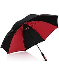 Guo Paraguas de la personalidad Tres grandes de paraguas paraguas paraguas paraguas de gran tamaño masculino