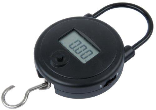 Shakespeare Waagen Digital Scale 25kgs Lbs/kg Nr. 1207871 (Digital Waage 25 Kg)