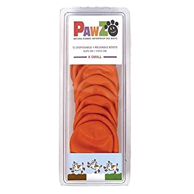 PAWZ Disposable Dog Boots by Pawz LLC