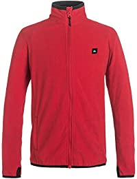 Quiksilver - Aker Youth FZ, color racing red, talla L