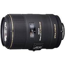 Sigma 105mm F2.8 EX DG OS HSM - Objetivo para Nikon (distancia focal fija 105mm, apertura f/2.8-22, diámetro 79mm), negro