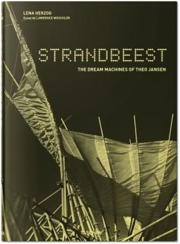 The Dream Machines of Theo Jansen Strandbeest (Hardback) - Common