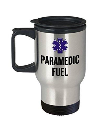 Lustige Reisebecher für Sanitäter, Geschenkidee für den Sanitäter, EMT, EMS, Rettungswagen,...
