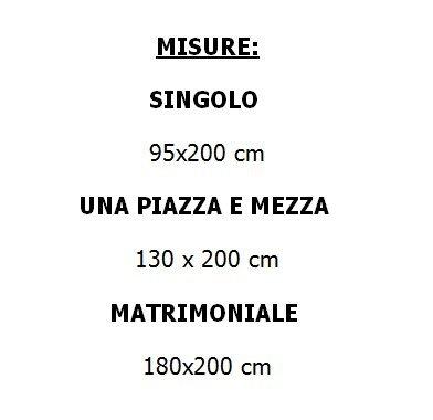 % Lenzuola Lenzuolo Sotto Maxi con Angoli Letto Matrimoniale 100% Cotone (Matrimoniale 180×200, Bianco) miglior prezzo