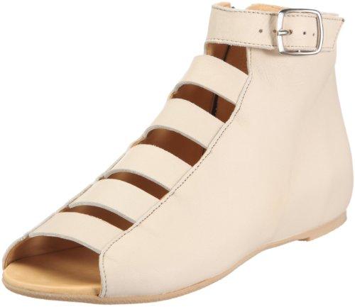D.CO COPENHAGEN Damen WF 1733 Fashion-Sandalen, Elfenbein/powder gebraucht kaufen  Wird an jeden Ort in Deutschland