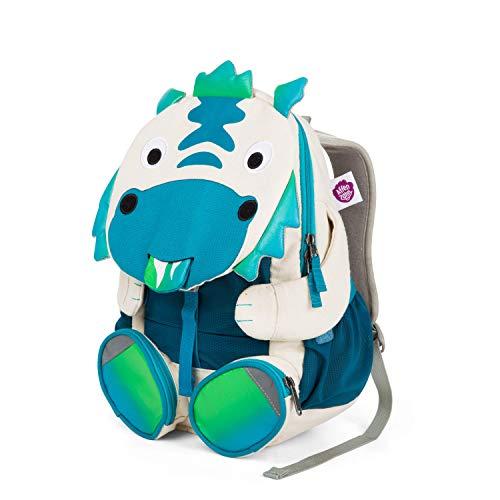 Affenzahn Kinderrucksack für 3-5 Jährige im Kindergarten - Diego Drache