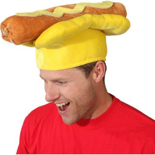 Hut Hotdog Gr: Einheitsgröße