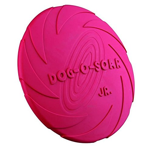 Trixie Dog Disc, Naturgummi, ø 18 cm