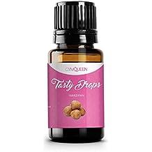 Tasty Drops ❤ Marzipan von GymQueen ❤ Liquid Flavour / Flavour Drops ❤ Liquid Aroma / Flavor Pure für Quark / für Wasser / Kaffee ❤ 30 ml ❤ Lebensmittelaroma / Süßstoff ohne Zucker