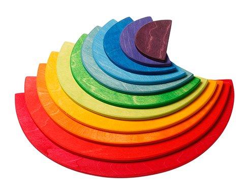 Grimm's Große Regenbogen Halbkreise